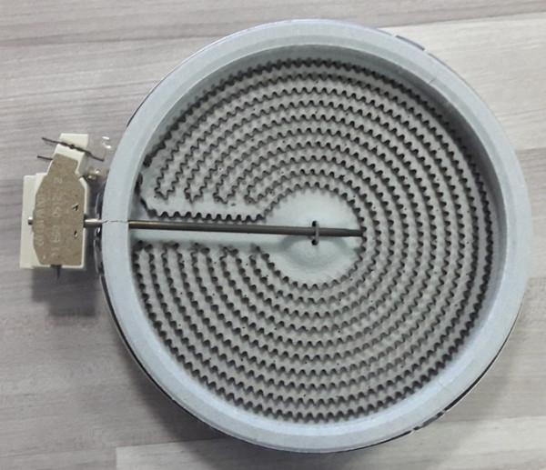 Siemens EF735501,Ersatzteil,gebraucht,Elektroherd,Kochfeld,Strahlenheizkörper 180mm / 1800Watt,Erkelenz